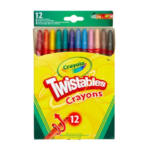 Crayola-Twistable Crayons 1x12