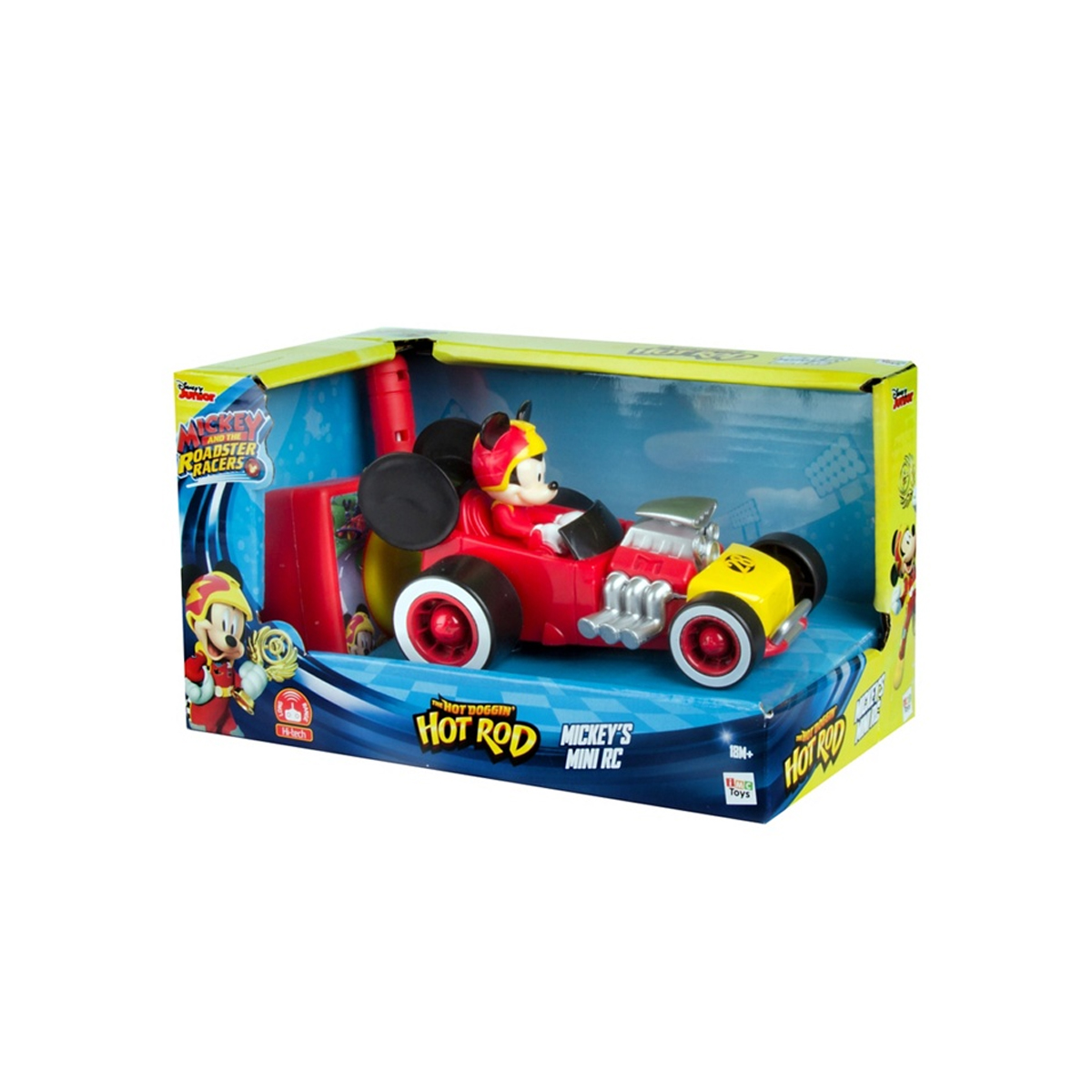 Imc Toys Disney Mickey Mouse And The Roadster Racers Rc Car Superstore Ge Online Shop Of Super Chain Stores