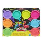საძერწი ქილებში ფერადი 1×8 Play-Doh Hasbro