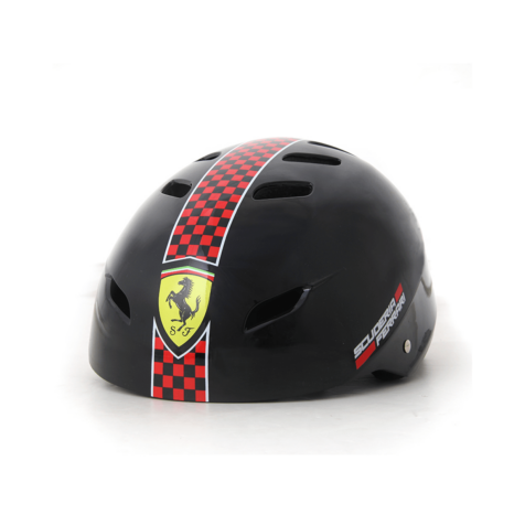 Ferrari-Helmet with Adjustor Size M
