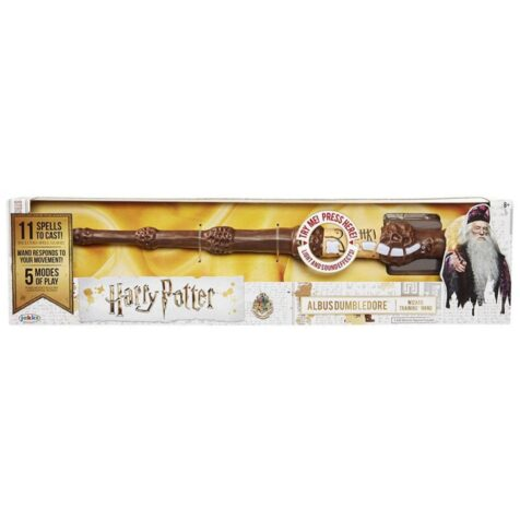 Jakks Pacific - Harry Potter Professor Albus Dumbledores Wand