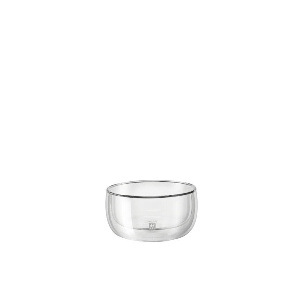Zwilling Sorrento Double Wall Glass Bowl Set 280 ML 1×2