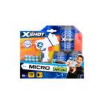 თოფი 8 ტყვიით Micro X-Shot Excel Zuru