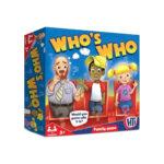სამაგიდო თამაში Who Is Who HTI Toys