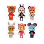 თოჯინა კაფსულებში Cry Babies Magic Tears Enchanted Edition IMC Toys