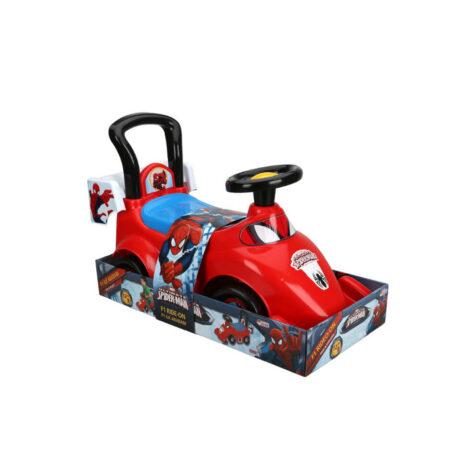 Dede-Marvel Spider Man Ride On Vehicle 43x26x49 CM