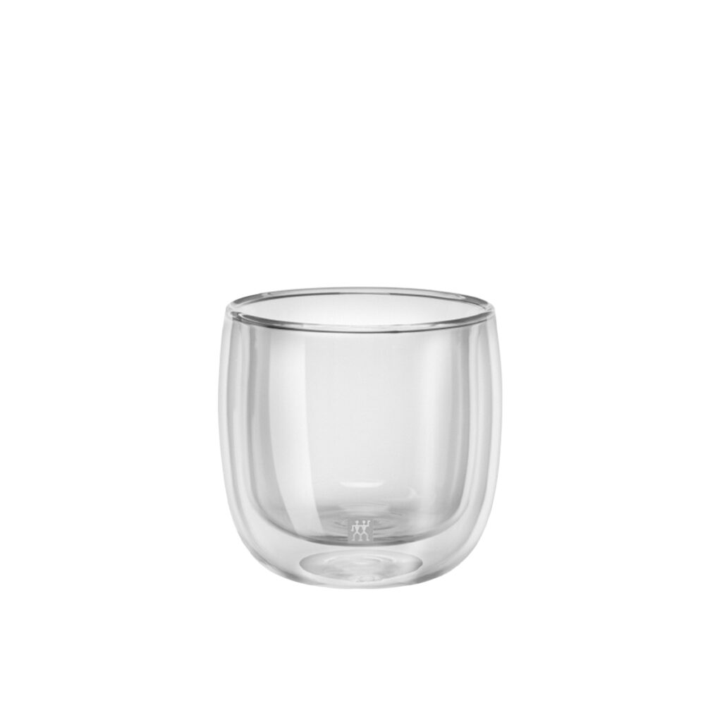 Zwilling Sorrento Double Walled Tea Glasses 240 ML 1×2