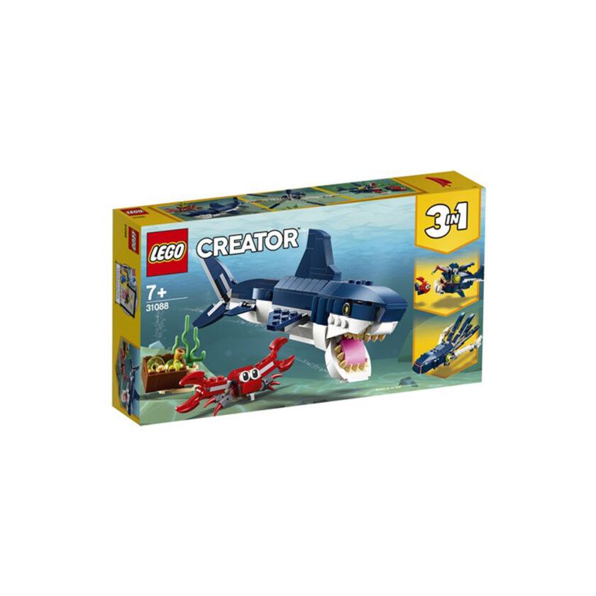 Lego-Creator Deep Sea Creatures 230 Pieces