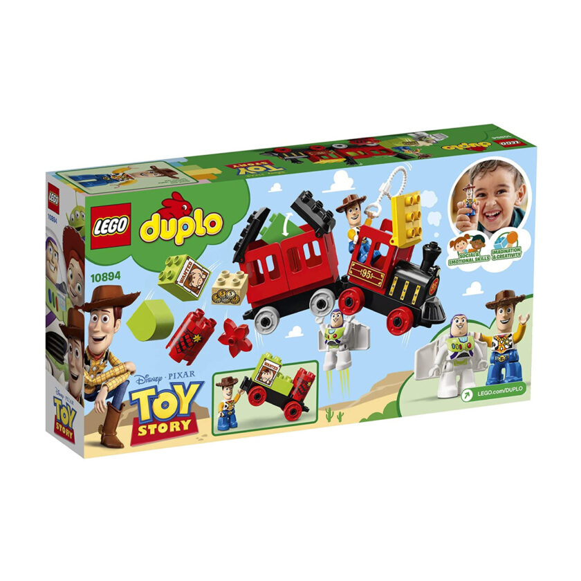 Lego-Duplo Toy Story Train 21 Pieces