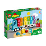კუბიკები 36 ერთეული Duplo Alphabet Truck Lego