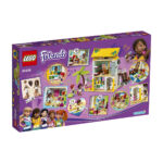 კუბიკები 444 ერთეული Friends Beach House Lego