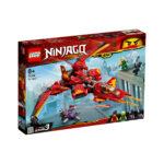 კუბიკები 513 ერთეული Ninjago Kai Fighter Lego