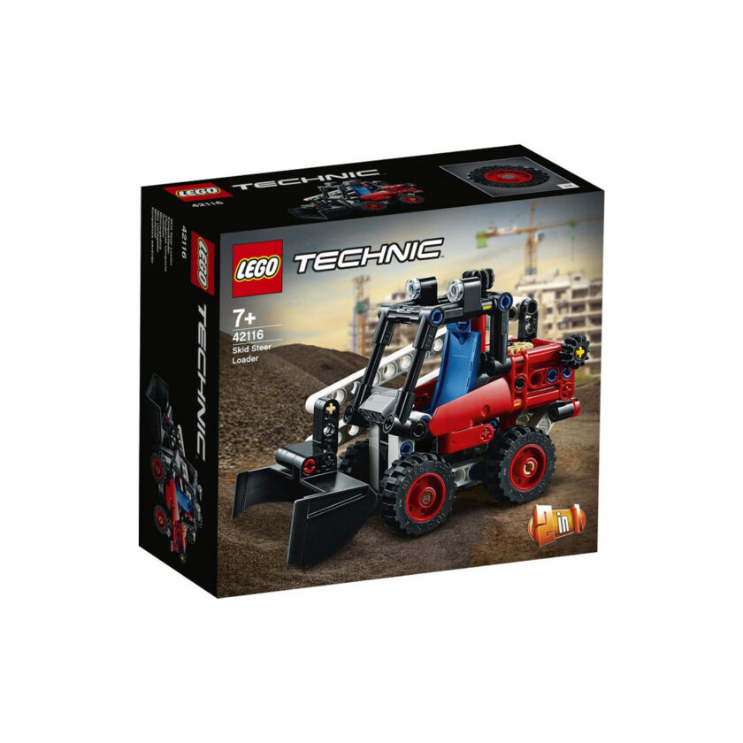 Lego-Technic Skid Steer Loader 13 Pieces