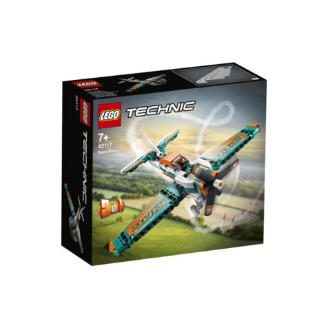 Lego-Technic Race Plane 154 Pieces