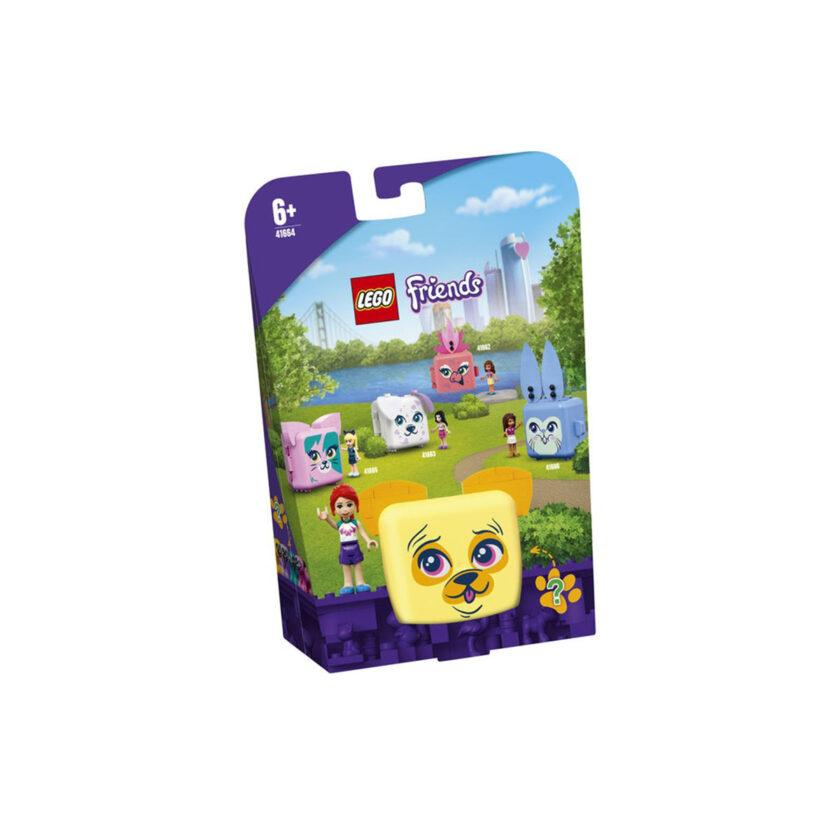Lego-Friends Mia's Pug Cube 40 Pieces