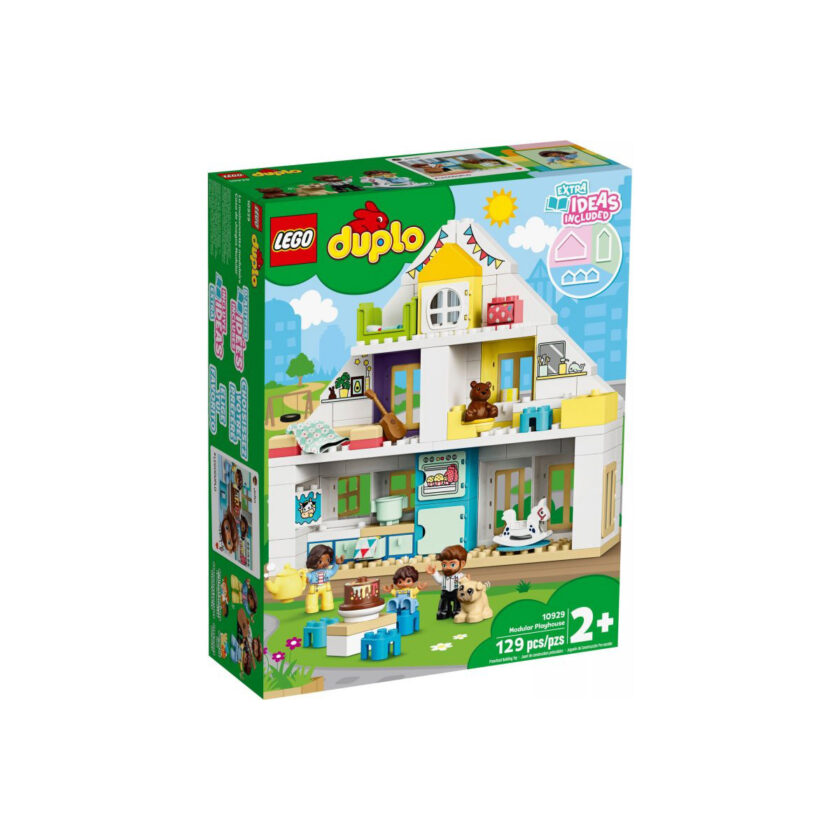 Lego-Duplo Madular Playhouse 129 Pieces
