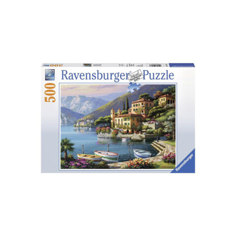 Ravensburger-Puzzle Villa Bella Vista 500 Pieces 49 x 36 CM