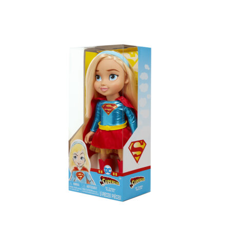 Jakks Pacific-Supergirl Doll 38 CM