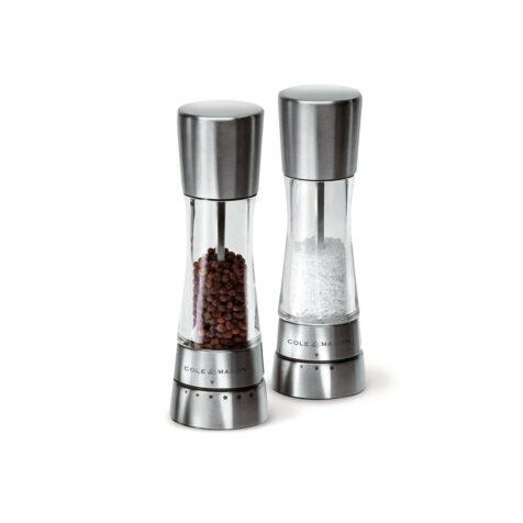 Cole & Mason Derwent Set Salt And Pepper Grinder 19 CM