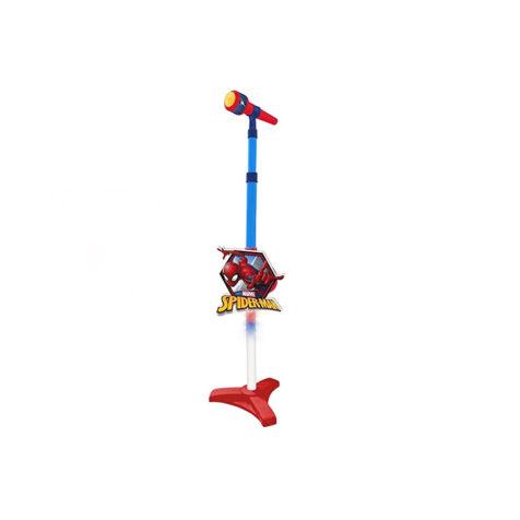Reig-Marvel Spider Man Microphone 73-99 CM