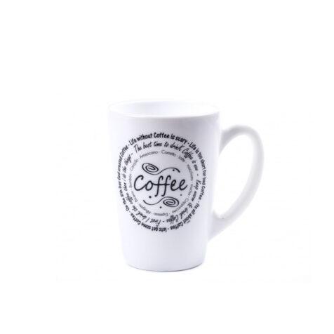 Luminarc Coffee Love Mug With Handle 320 ML