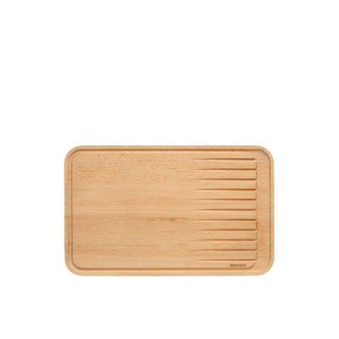 Brabantia Wooden Cutting Board For Meat 25x40 CM