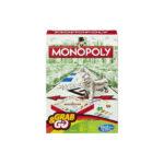 სამაგიდო თამაში Monopoly Grab And Go Hasbro