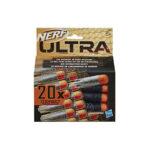 ტყვიები 1×20 ცალი 15.2×17.5 სმ Nerf Ultra Hasbro