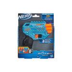 პლასტმასის თოფი 6 ტყვიით 23.5×19.4 სმ Nerf Elite Trio TD-3 Hasbro