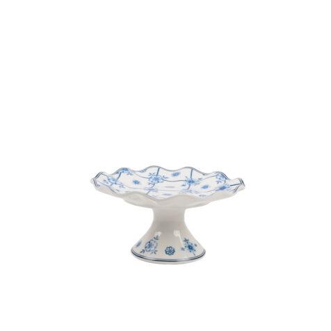 Super Blue Dream Dish With Blue Ornaments