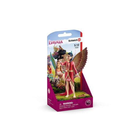 Schleich-Bayala Nuray with Raven Munyn Figure Set
