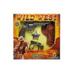 თოფი აქსესუარებით 8 ტყვიიანი Wild West Gonher