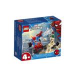 კუბიკები 45 ერთეული Spider Man and Sandman Showdown Marvel Lego