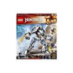 კუბიკები 840 ერთეული Ninjago Zane's Titan Mech Battle Lego