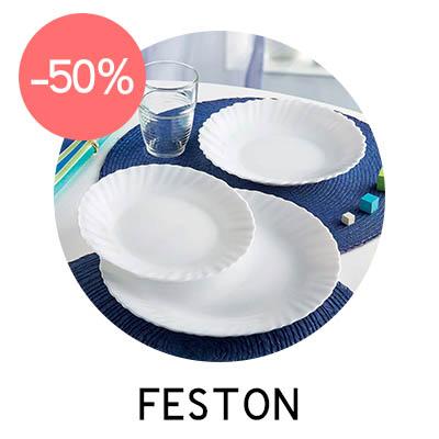 FESTON 50%