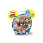 ფიგურების ნაკრები სახანძრო Disney Club House Mickey Mouse Donald Duck IMC Toys