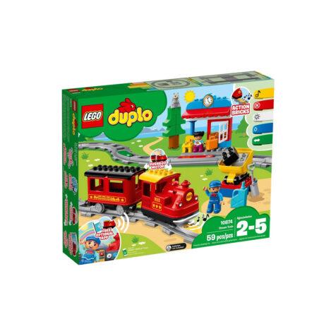 Lego-Duplo Steam Train 59 Pieces