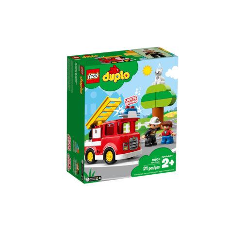Lego-Duplo Fire Truck 21 Pieces