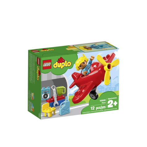 Lego-Duplo Plane 12 Pieces
