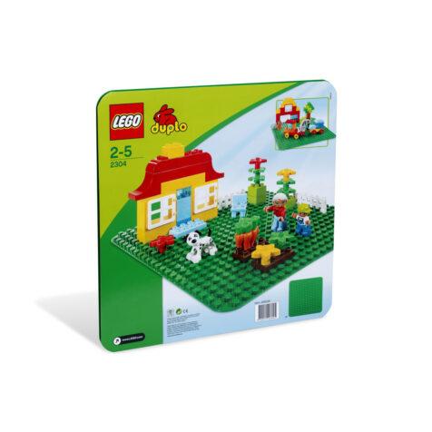 Lego-Duplo Green Baseplate 38x38 CM