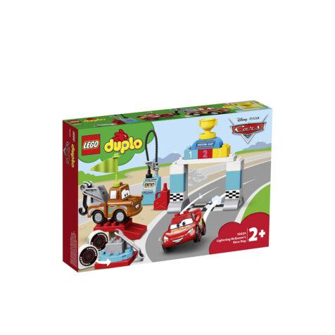 Lego-Duplo Disney Lightning McQueen's Race Day 42 Pieces