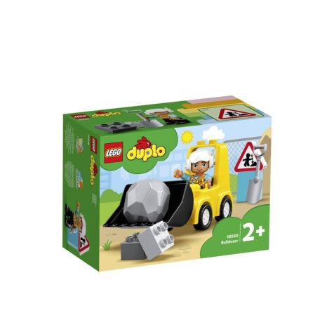 Lego-Duplo Bulldozer 10 Pieces