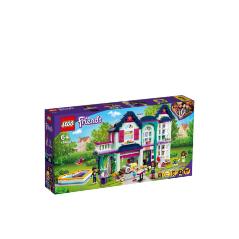 Lego-Friends Andrea's Family House 802 Pieces