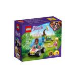 კუბიკები 100 ერთეული Vet Clinic Rescue Buggy Friends Lego