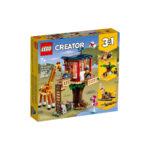 კუბიკები 397 ერთეული Safari Wildlife Tree House Creator Lego