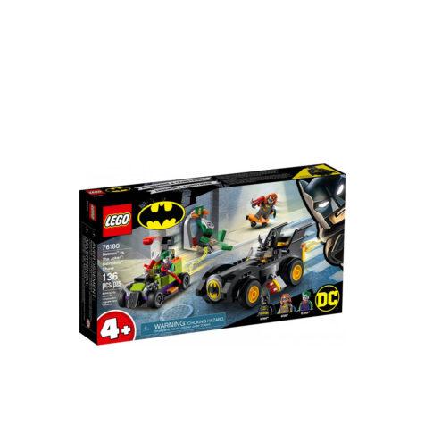 Lego-DC Batman™ vs. The Joker™: Batmobile™ Chase 136 Pieces