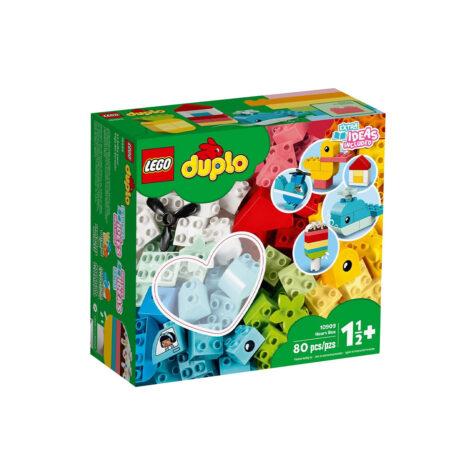 Lego-Duplo Heart Box 80 Pieces
