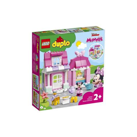 Lego-Duplo Disney Minnie's House And Café 91 Pieces