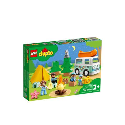 Lego-Duplo Family Camping Van Adventure 30 Pieces