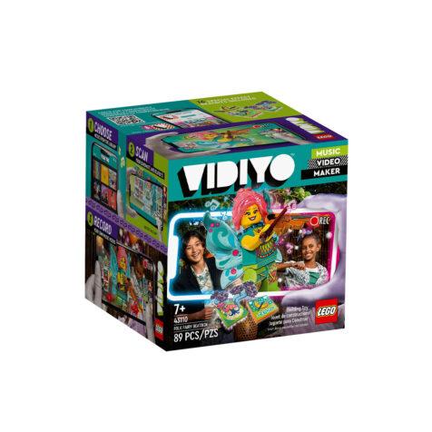 Lego-Vidiyo Folk Fairy BeatBox 89 Pieces